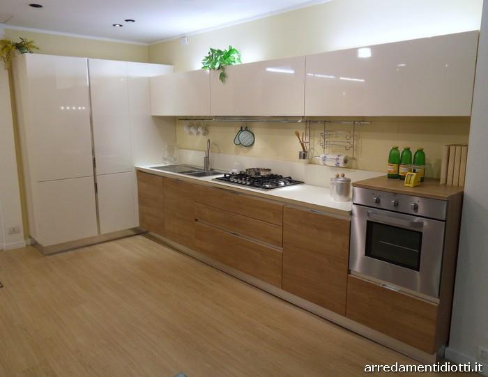Forum aiuto per scelta e progettazione - Cucina bianca e noce ...