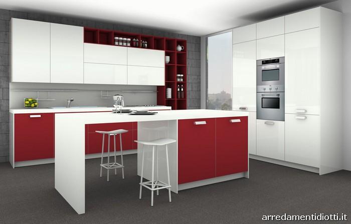 cucine moderne laminato portal