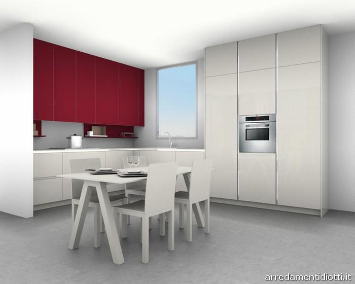 Idee Cucine Moderne Piccole ~ Idea Creativa Della Casa e Dell ...