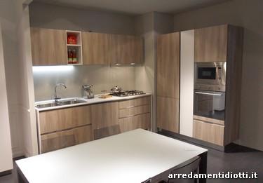 Cucina adatta sia per le composizioni più articolate, che ...