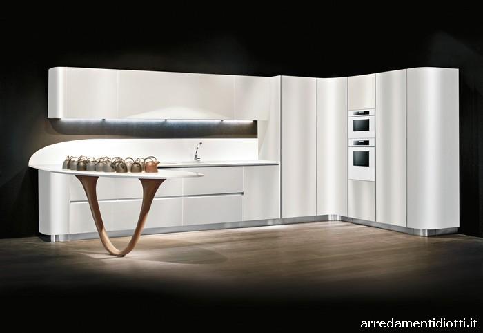 Ola 20 kitchen by Snaidero Kitchens and Pininfarina Design ...