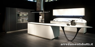 Ola 20 kitchen by Snaidero Kitchens and Pininfarina Design - DIOTTI ...