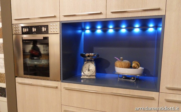 Cucine Moderne Diotti.Cucina Grafica Moderna In Legno Rovere Gesso Diotti A F