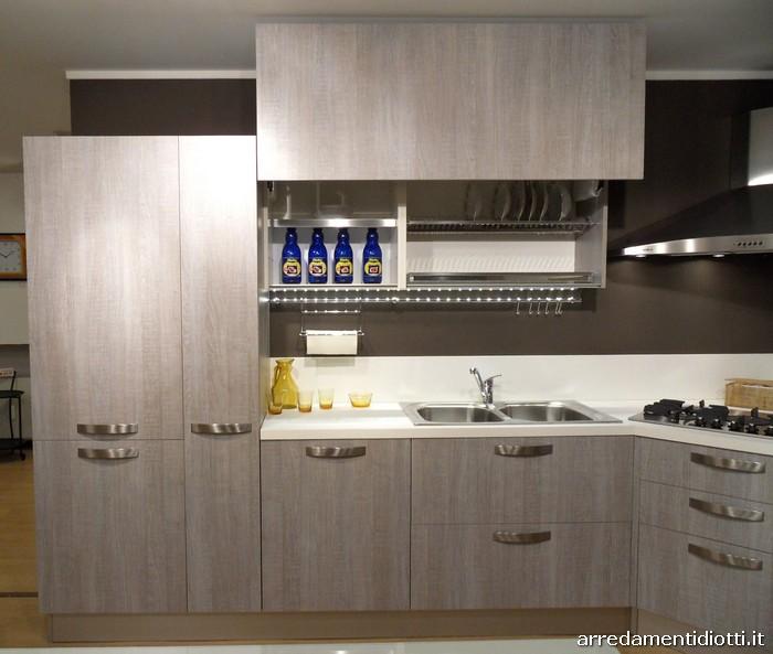 Pin cucine design angolari cucina moderne angolo genuardis - Cucine angolari moderne ...