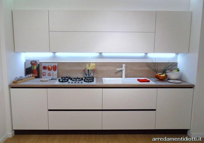 Cucine Moderne Bianche Lineari ~ Trova le Migliori idee per Mobili ...