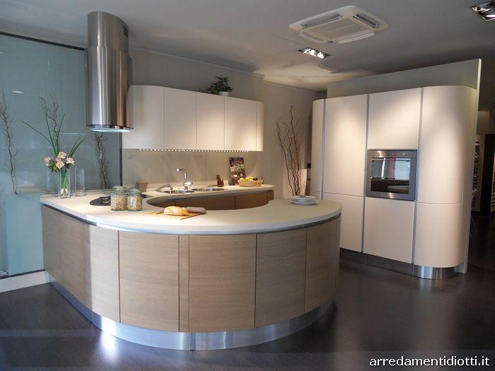 Cucine Moderne Con Isola Scavolini Prezzi: Isole moderne per cucina cucine open space con ...