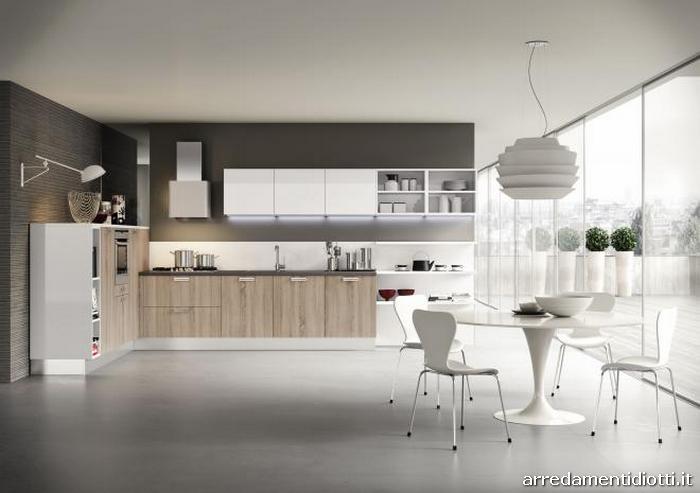 Cucina moderna Abaco di Snaidero - DIOTTI A&F Arredamenti