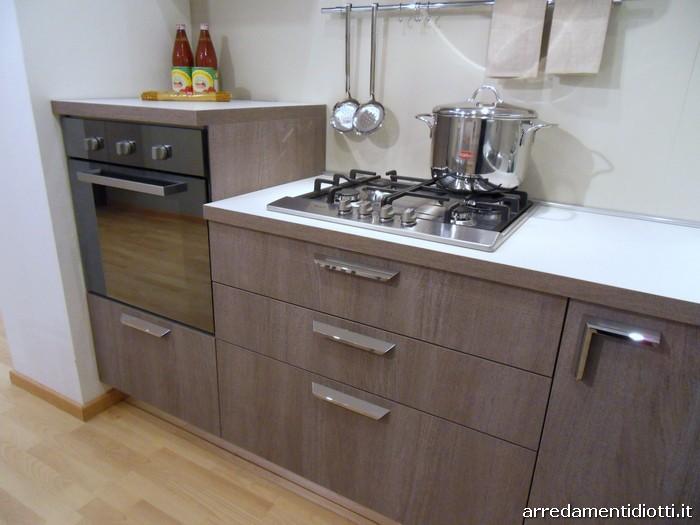 Cucine ad angolo moderne top p with cucine ad angolo for Cucine con piano cottura centrale