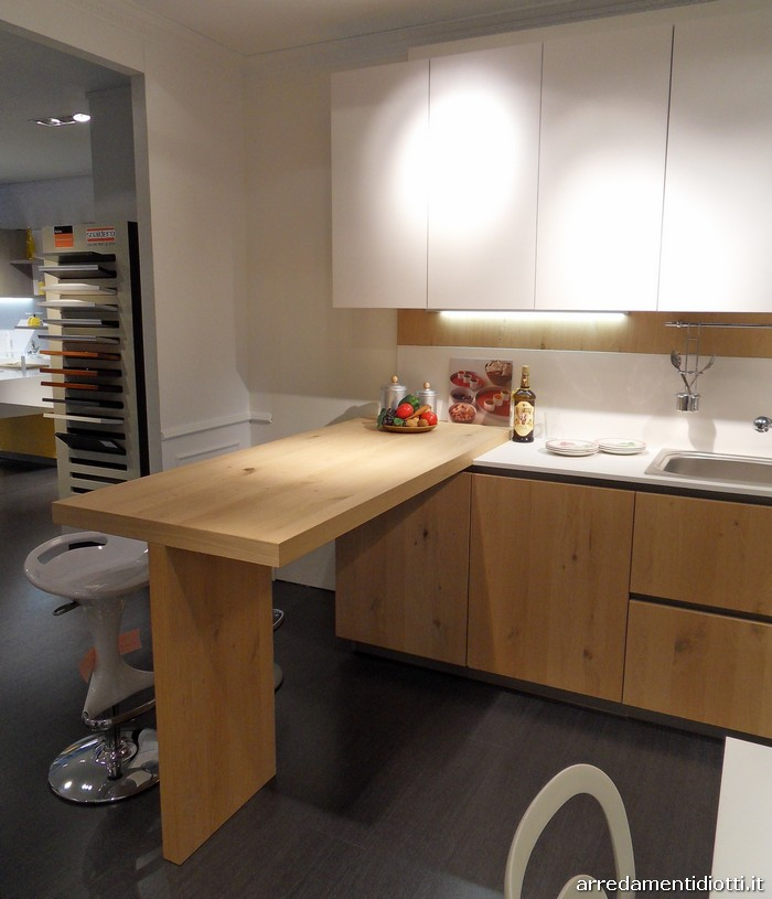 Cucine Rovere Sbiancato Moderne. Cucina With Cucine Rovere Sbiancato ...