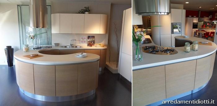 Cucine Moderne Con Isola Curva: Cappe aspiranti moderne di elica ...