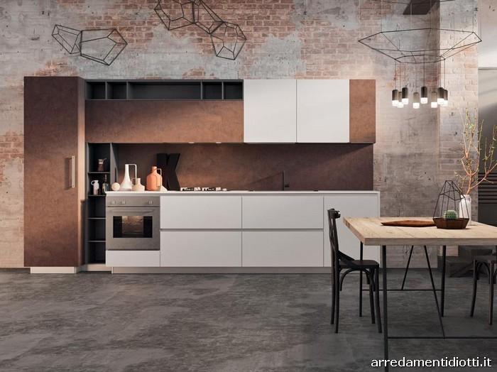 Cucine componibili cucine componibili stile industriale - Cucine stile industriale ...