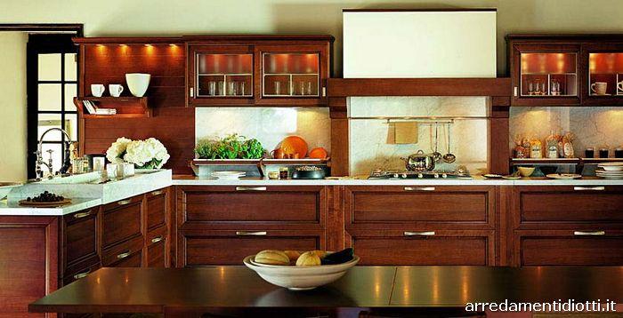 Diotti a f arredamenti - Cucine ciliegio moderne ...