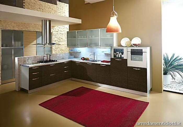 S62 diotti a f arredamenti for Model kitchen images