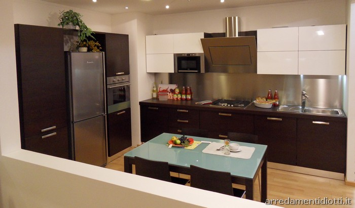 Cucine Moderne Rovere Bianco: Mobili zavaglia roma casilina rivenditori ufficiali stosa cucine.