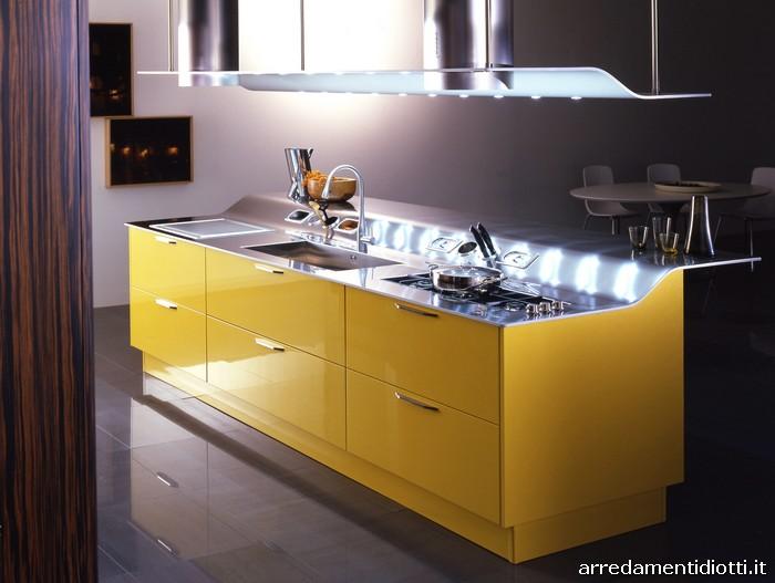 Cucina giallo