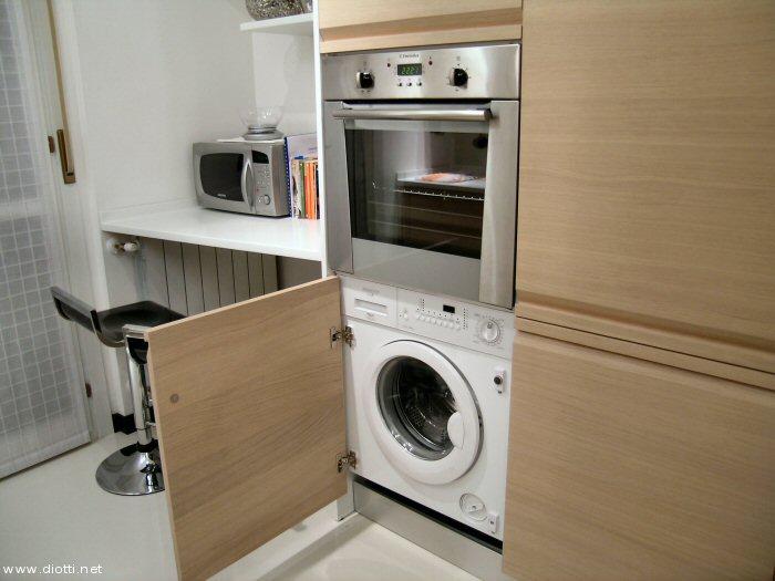 Forni per cucine componibili latest cucina a gas con - Forno per cucina componibile ...