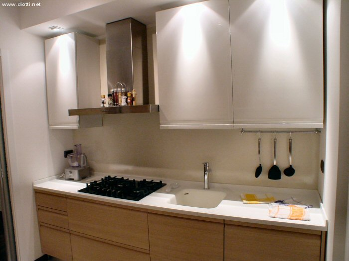 Una cucina a milano diotti a f italian furniture and interior design