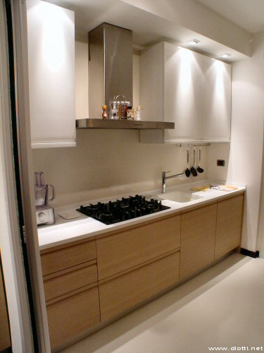 Una cucina a Milano - DIOTTI A&F Italian Furniture and Interior Design