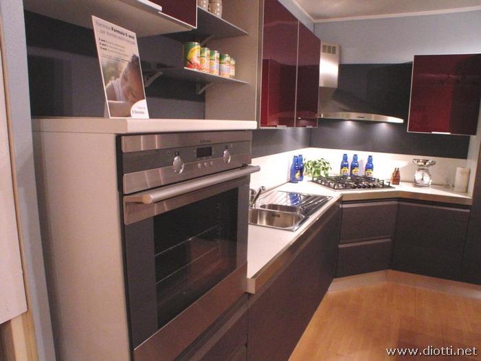 Beautiful Cucine Con Cappa Ad Angolo Ideas - Ideas & Design 2017 ...