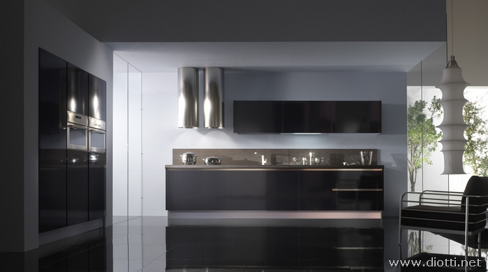 cucine moderne color tortora  canlic for ., Disegni interni