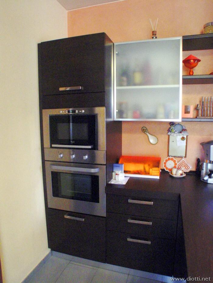 Cucine con colonna forno e microonde ~ Decora la tua vita