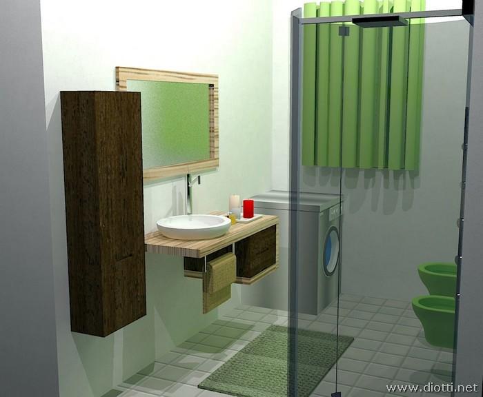 Interior design e progettazione arredamenti a vigevano for Software progettazione bagno