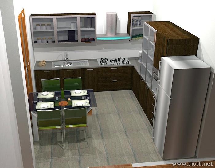 Interior Design Cucina Soggiorno ~ Trova le Migliori idee per Mobili e Interni di Design