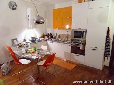 La cucina S62 realizzata per un nostro cliente di Biassono, in ...
