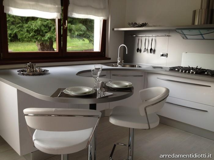 Emejing Cucina Bianca Lucida Images - Modern Design Ideas ...