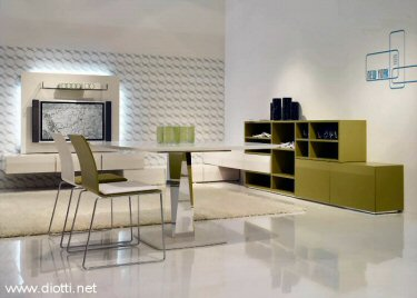 New York Style - DIOTTI A&F Italian Furniture and Interior Design