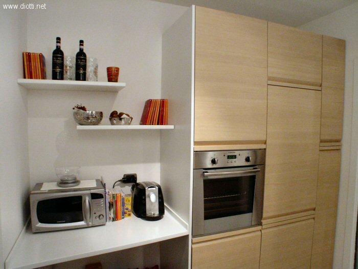 Arredamento a milano diotti a f arredamenti - Cucina rovere sbiancato e bianco ...