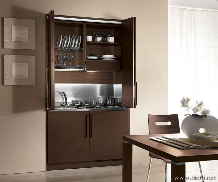 Built-in kitchen - DIOTTI A&F Italian Furniture and Interior Design