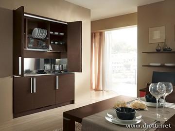 Casa moderna roma italy monoblocchi cucina - Cucine compatte ikea ...