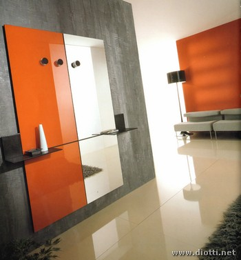 Mobili lavelli ingressi a specchio - Ingressi casa arredamento ...