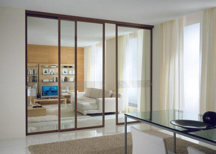 Arredamenti diotti a f il blog su mobili ed arredamento d 39 interni le porte al servizio dello - Dividere una porta finestra ...