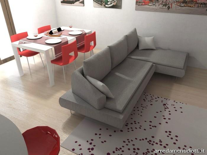 Divano Rosso E Grigio : Divano rosso e grigio divani in rosso scoprili ▷ su westwingnow