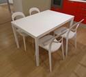 Tavolo Full e sedie ForYou