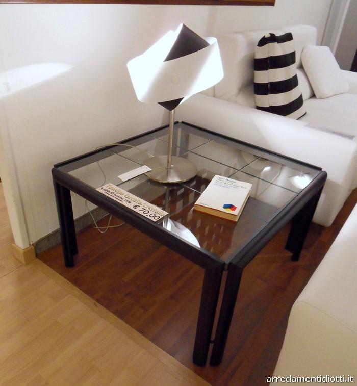 Tavolino cristallo quadrato diotti a f arredamenti for Diotti a f arredamenti lentate sul seveso monza e brianza
