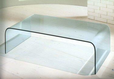 Porta Tv Cristallo Design.Tavolino 6530 Diotti A F Arredamenti