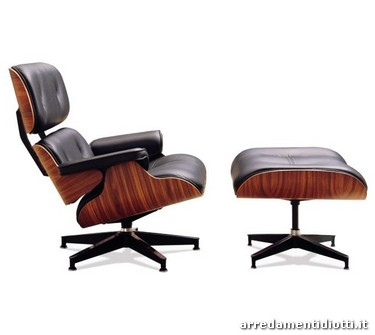 Poltrona Di Eames.Charles Eames Diotti A F Italian Furniture And Interior Design