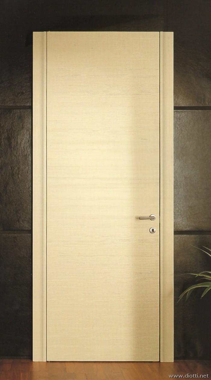 Porte battenti clever in legno diotti a f arredamenti - Rovere sbiancato porte ...
