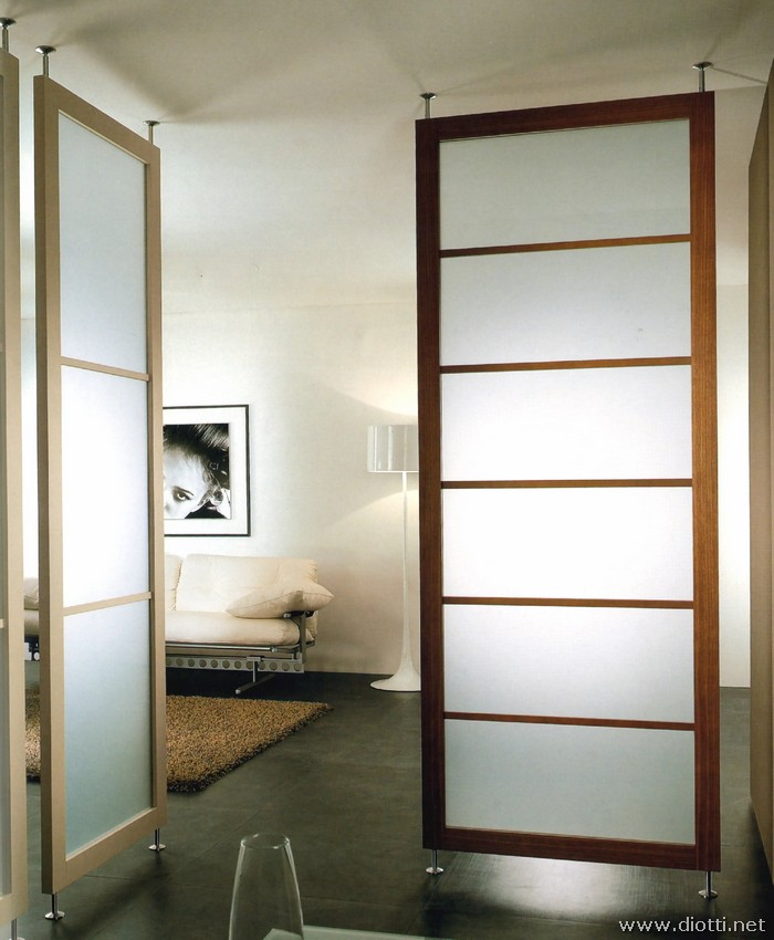 Quinte divisorie su misura screen diotti a f arredamenti for Prezzi pareti divisorie ufficio
