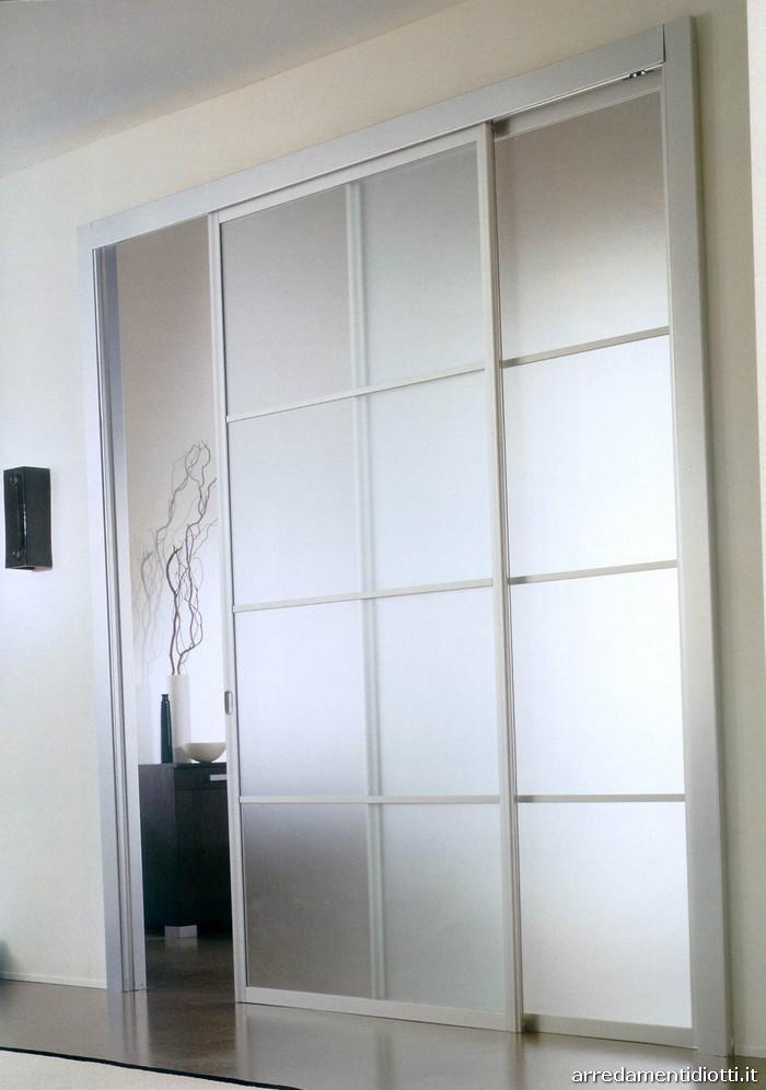 Porte Scorrevoli In Alluminio Diotti A F Arredamenti