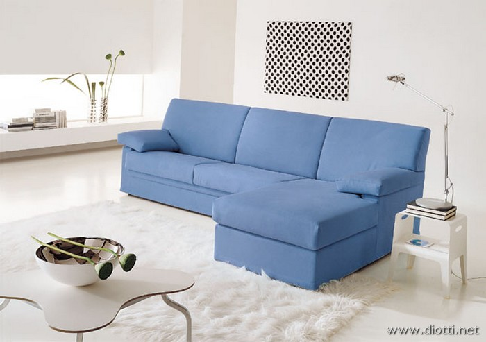 Sofa with removable coverings - DIOTTI A&F Italian ...