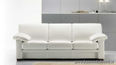 Divano oslo con schienale alto diotti a f arredamenti - Semeraro divani letto ...