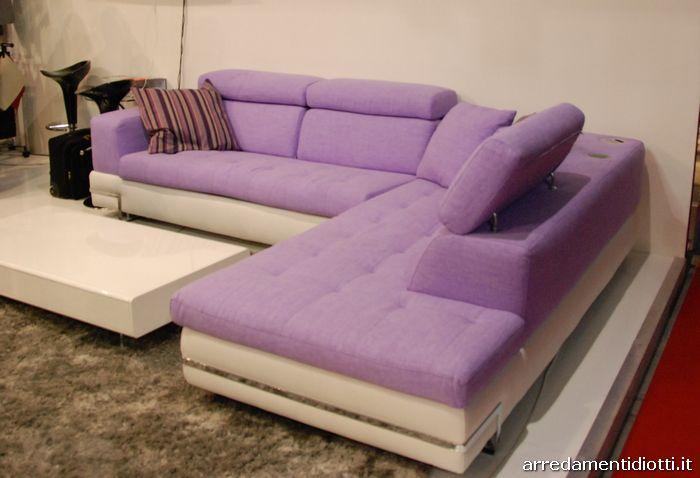 Divano letto componibile sogno diotti a f arredamenti - Divano angolare divani e divani ...