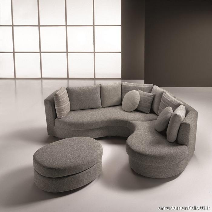 Divano Angolare Componibile ~ Idee per il design della casa