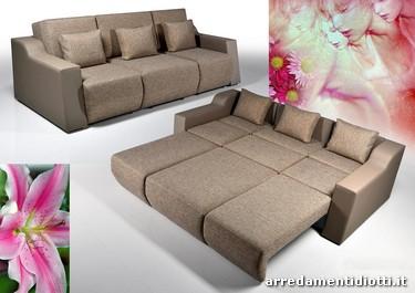 Trasformare divano in divano letto casamia idea di immagine - Trasformare letto in divano ...