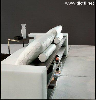 Mobile sopra divano idee per il design della casa - Mobile retrodivano ikea ...
