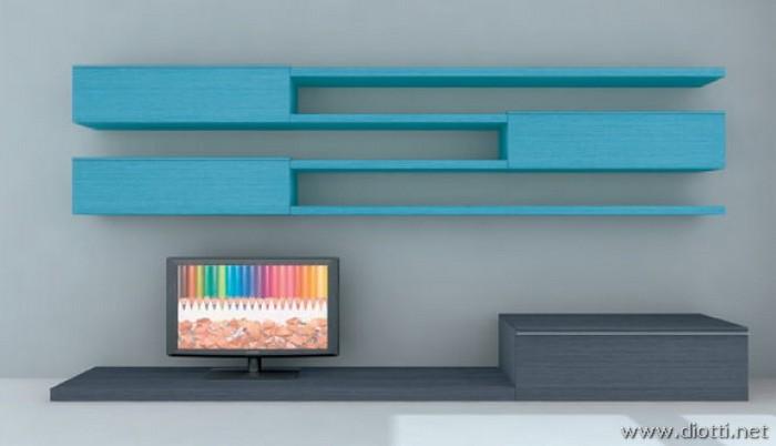 Arredamenti diotti a f il blog su mobili ed arredamento for Mobili colorati moderni
